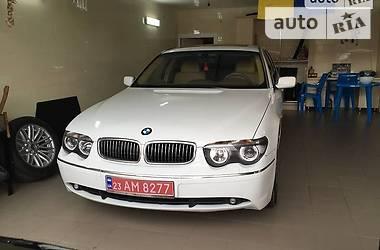 BMW 745 2003 в Хмельницком