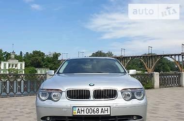 BMW 745 2002 в Днепре
