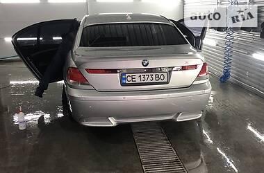 BMW 745 2004 в Сторожинце