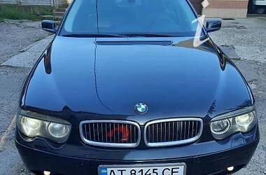BMW 745 2004 в Калуше