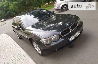 BMW 745 2004 в Виннице