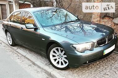 BMW 745 2002 в Києві