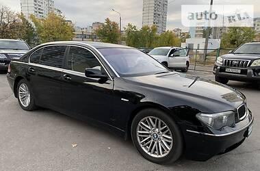 Седан BMW 745 2003 в Києві