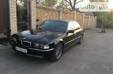 BMW 750 1998 в Донецке