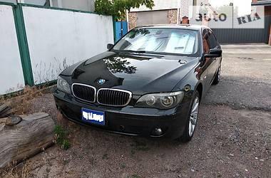 BMW 750 2007 в Киеве