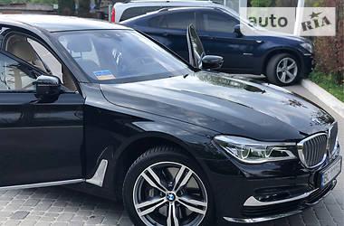 BMW 750 2015 в Львове