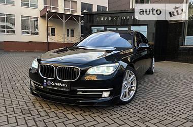 Седан BMW 750 2013 в Луцке