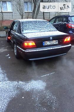 Седан BMW 750 1996 в Львові