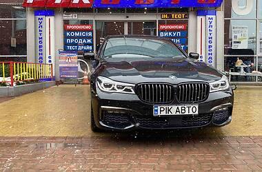 BMW 750 2016 в Львове