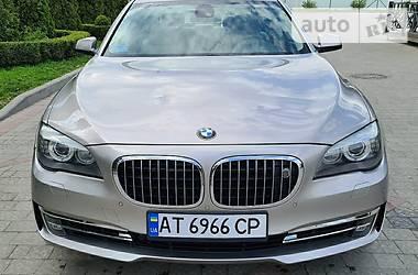 BMW 750 2009 в Ивано-Франковске