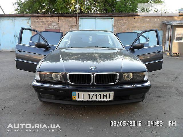BMW 750 1995 в Харькове