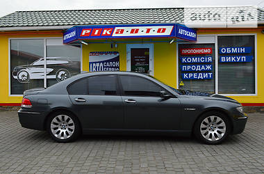 BMW 760 2006 в Львове
