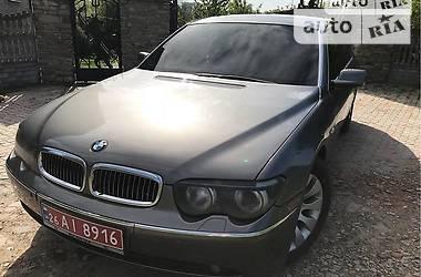 BMW 760 2004 в Коломые