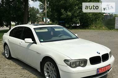 BMW 760 2004 в Черновцах