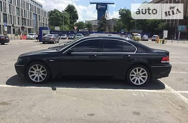 Седан BMW 760 2004 в Дніпрі