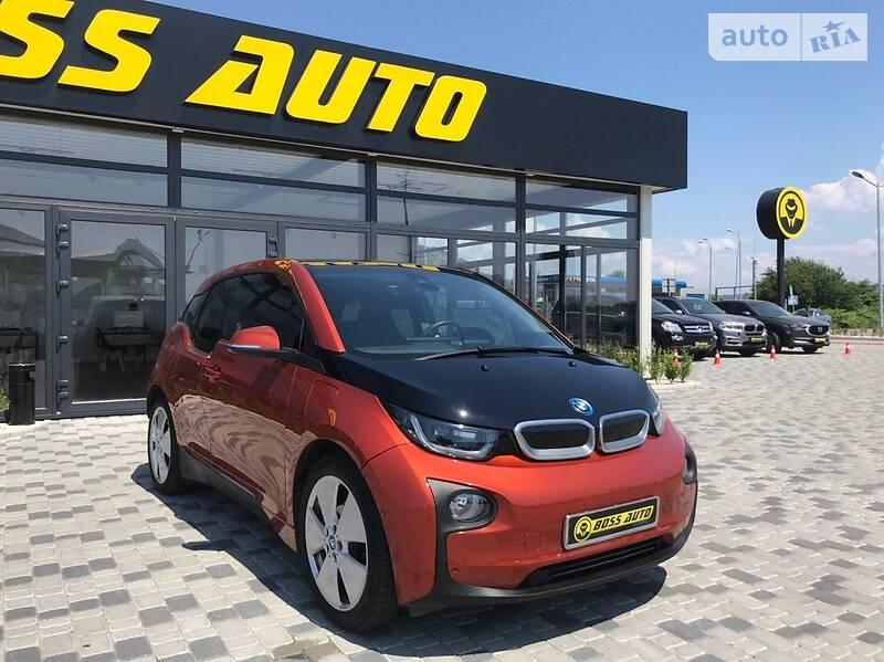BMW I3 2014 в Мукачево