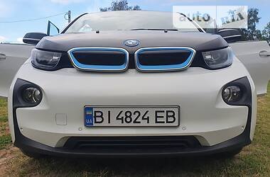 Хетчбек BMW I3 2015 в Полтаві