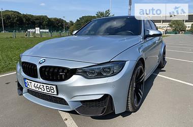 Седан BMW M3 2015 в Ивано-Франковске