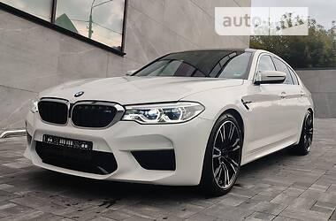 Седан BMW M5 2020 в Києві