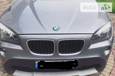 BMW X1 2011 в Львове