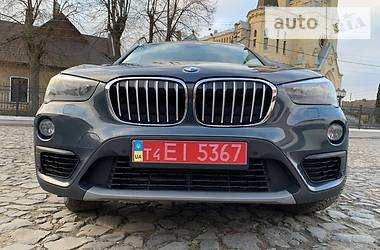 BMW X1 2016 в Луцке