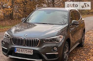 BMW X1 2016 в Виннице