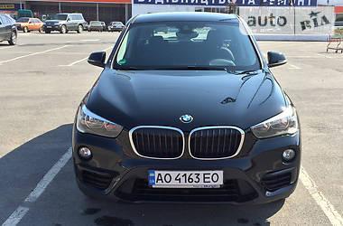 Внедорожник / Кроссовер BMW X1 2016 в Ужгороде