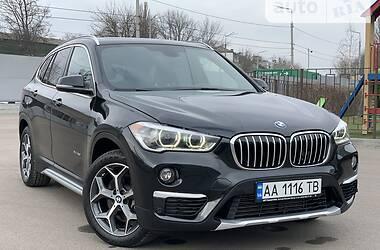 Внедорожник / Кроссовер BMW X1 2016 в Киеве