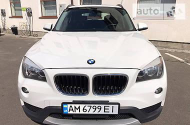 Внедорожник / Кроссовер BMW X1 2012 в Житомире