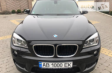 Внедорожник / Кроссовер BMW X1 2014 в Виннице