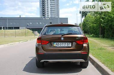 Позашляховик / Кросовер BMW X1 2012 в Вінниці