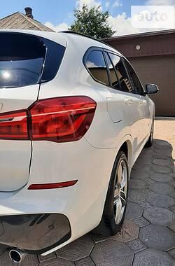 Позашляховик / Кросовер BMW X1 2016 в Маріуполі