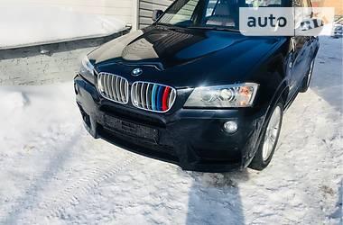 BMW X3 2011 в Сумах