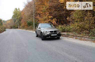 BMW X3 2007 в Житомире