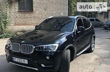BMW X3 2016 в Херсоне