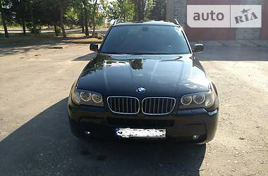 BMW X3 2007 в Краматорске