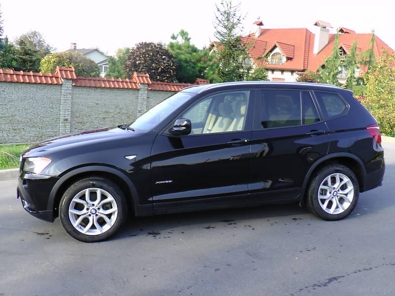 BMW X3 2013 года в Виннице