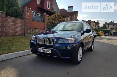 BMW X3 2014 в Ровно