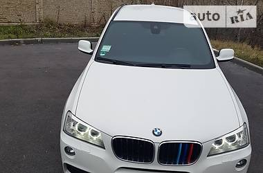 BMW X3 2013 в Виннице