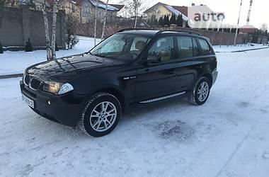 BMW X3 2005 в Ровно