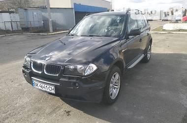 BMW X3 2004 в Костополе