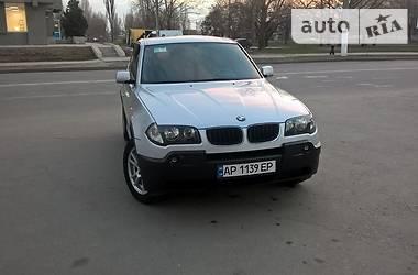 BMW X3 2004 в Мелитополе