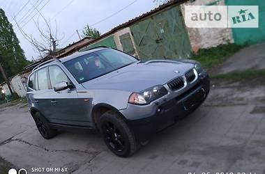 BMW X3 2004 в Харькове