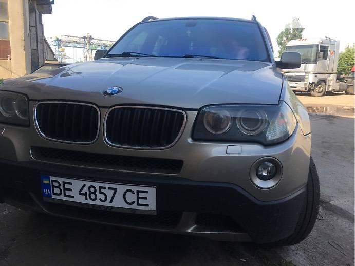 BMW X3 2007 в Одесі