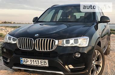 BMW X3 2016 в Бердянську