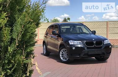 BMW X3 2012 в Львові