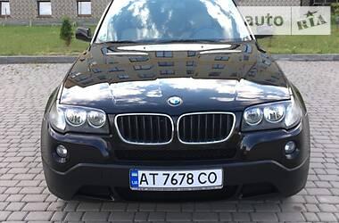 BMW X3 2007 в Коломые