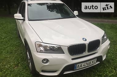 BMW X3 2013 в Києві