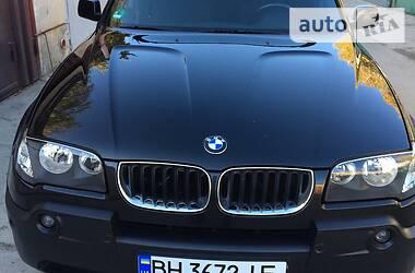 BMW X3 2005 в Черноморске