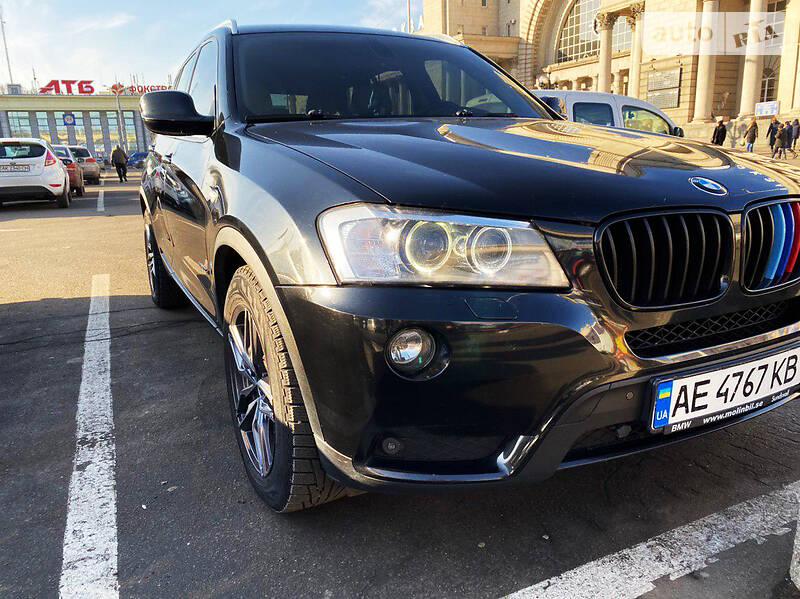 BMW X3 2011 в Днепре